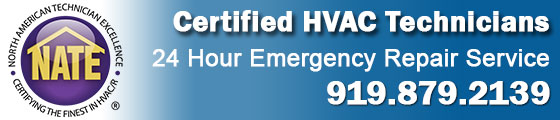 NATE certified HVACR Technicians in Jacksonville