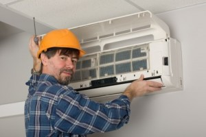 Install Split Air Conditioning
