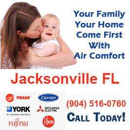 Jacksonville FL HVAC Service