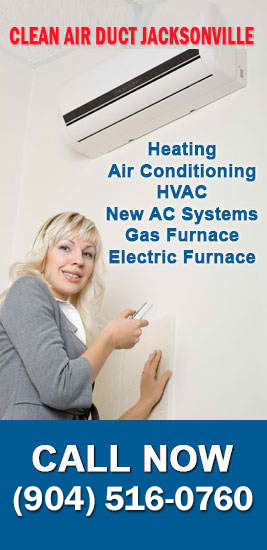 Contact Clean Air Duct Jacksonville HVAC Services