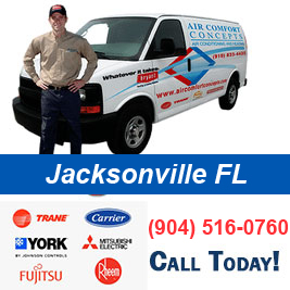 HVAC jacksonville FL